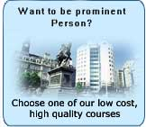 Want to be prominent person?